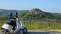 Vespa Tour Istria, Pula, Vespa, Scooter & Moped Tours