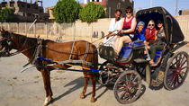 City tour in Luxor by horse carriage, Luxor, Horse Carriage Rides
