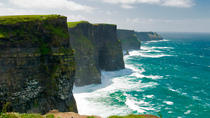Cliffs of Moher, Coast of County Clare and The Burren Day Tour from Galway