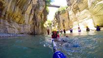 River hiking and Osumi Canyons Exploration, Albania, Hiking & Camping