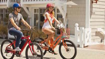 Full Day Electric Beach Cruiser Rental, La Jolla, Bike Rentals