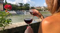 Valpolicella Amarone tasting in a romantic secret garden in Verona city centre, Verona, Romantic...