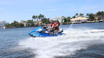 1 Hour Jet Ski Rental, Fort Lauderdale, Waterskiing & Jetskiing