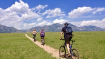 Experience Boulder and Denver Colorado by Mountain Bike!, Boulder, City Tours