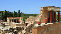 HERAKLION KNOSSOS MUSEUM TOUR up to 4 customers, Heraklion, Private Sightseeing Tours