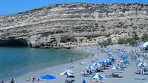 SOUTH CRETE TOUR up to 4 to 15 customers, Heraklion, Private Sightseeing Tours
