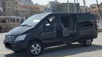 Transfer Airport to CHANIA CITY or PORT area up to 7 customers, Heraklion, Airport & Ground...