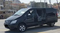 Transfer Airport to HERAKLION CITY OR PORT area up to 6 customers, Heraklion, Airport & Ground ...