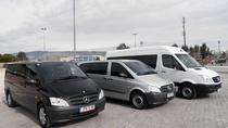 Transfer from Mykonos Airport to Super Paradise area up to 6 customers, Mykonos, Airport & Ground ...