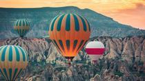 Turkey Hot Air Balloon Tour in Cappadocia, Goreme, Balloon Rides