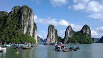 Halong Bay Full-Day Trip, Hanoi, Day Cruises