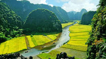 Hoa Lu and Tam Coc Biking and Boat Day Trip from Hanoi, Hanoi, Day Trips