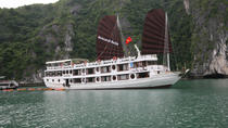 2-Day Oriental Sails Junk Cruise of Halong Bay from Hanoi, Halong Bay, Multi-day Cruises