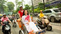 4-Hour Ho Chi Minh City Market Tour by Cyclo, Ho Chi Minhstad