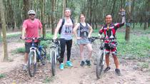 Cu Chi Tunnels Cycling Tour from Ho Chi Minh City, Ho Chi Minh-staden
