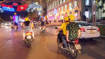 Saigon Nightlife Tour by Bike, Ho Chi Minh City, null