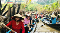 Small-Group Tour of Cu Chi Tunnels with Mekong Delta Cruise, Ho Chi Minh City, Day Trips