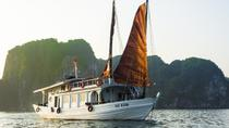 Full Day Halong Bay Tour Including Bamboo Boat, Hanoi, Day Cruises