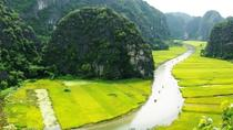 Full day Hoa Lu - Tam Coc sampan boat and countryside biking trip, Hanoi, Cultural Tours