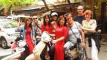 Half-Day Hanoi Food Tour by Motorbike, Hanoi, Vespa, Scooter & Moped Tours