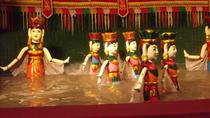 Private Abend Cyclo Tour in Hanoi mit Wasserpuppentheater, Hanoi