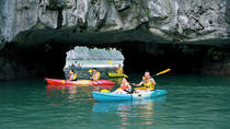 Private Full-Day Halong Bay Tour Including Cruise, Kayaking and Surprising Cave, Hanoi, null