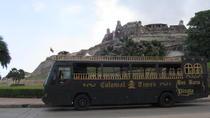 Bus Barco Pirata Sightseeing tour, Cartagena, Cultural Tours