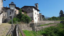 Trekking Tour on historical paths in Valle Brembana, Local food, Bergamo, 4WD, ATV & Off-Road Tours