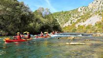Canoe Safari on Cetina River from Split, Split, Kayaking & Canoeing