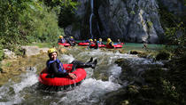 River Tubing on river Cetina, Split, Tubing