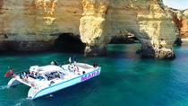 Catamaran Cruise: Caves and Coastline to Benagil, Albufeira, Catamaran Cruises