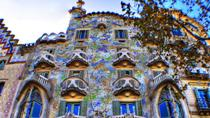 Barcelona Private Walking Tour with Skip the Line La Pedrera and Casa Batllo, Barcelona, Attraction ...