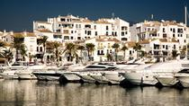 Half-Day Private City Tour of Marbella and Puerto Banús, Marbella, null