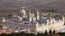 Private Day Tour of Madrid Higlights with Visits to Escorial Monastery and Valley of the Fallen, ...