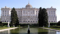 Private Guided Half Day City Tour in Madrid with Private Vehicle and Chauffeur, Madrid, City Tours