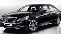 Private Luxury Transfer from Barcelona City Centre to El Prat Airport, Barcelona, Private Transfers