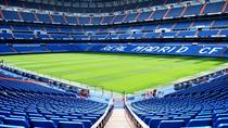 Private Tour: Santiago Bernabeu Stadium and Modern Madrid Sightseeing, Madrid, Segway Tours