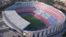 Visite privée : visite de Camp Nou incluant un déjeuner au Real Club de Polo de Barcelone ...