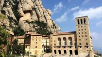 From Barcelona: The Montserrat Tour and the Montserrat Museum, Barcelona, Day Trips