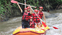 Cosmo Bali Package Private Tour: Ayung River Rafting, Ubud Market, Bali, Market Tours