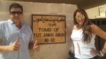 8 Hour Tour to Nefertari's Tomb, King Tut's Tomb, Valley of the Kings, Queen Hatshepsut Temple, and ...