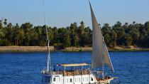 Dahabiya Nile Cruise from Aswan to Luxor, Aswan, Day Cruises