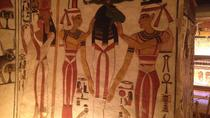 Day Tour to Nefertari's Tomb King Tut's Tomb Valley of the Kings and Queen Hatshepsut Temple,...
