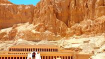 Full Day Tour form Airpot to Luxor Monuments Valley of the Kings Queen Hatshepsut and Karnak...