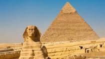 Private Day Tour to Giza Pyramids, Sphinx and Egyptian Museum in Cairo, Cairo, Half-day Tours