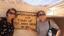 Private Tour: Valley of the Kings, Temple of Queen Hatshepsut, Deir el Bahari and King Tutankhamen,...