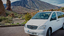 Tenerife Airport Transfer from South Airport (Reina Sofia) to North Area Hotels, Tenerife, Airport ...