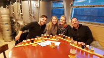 Prague Mini-Breweries Beer Tour with Czech Appetizers, Prague, Beer & Brewery Tours