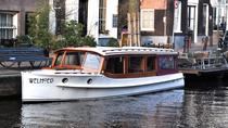 Private Führung: Grachtenfahrt mit Champagner in Amsterdam, Amsterdam, Private Sightseeing Tours
