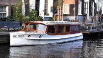 Private Guided Historic Amsterdam Canal Cruise in a Salon Boat, Amsterdam, Private Tours